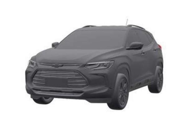 Chevrolet Tracker Inpi (Foto: Divulgação)