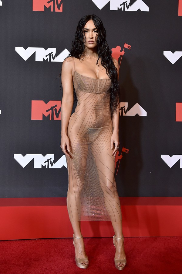 Megan Fox no VMA 2021 (Foto: Getty Images)