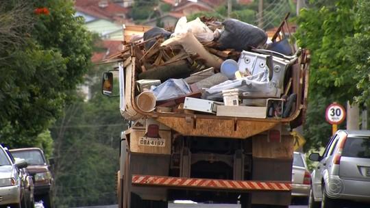 Cidade Limpa chega a Borebi e Gália nesta quinta-feira