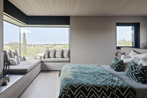 Casa de férias: sofisticação e elementos naturais na dose certa (Foto:  FOTOS DIVULGAÇÃO)