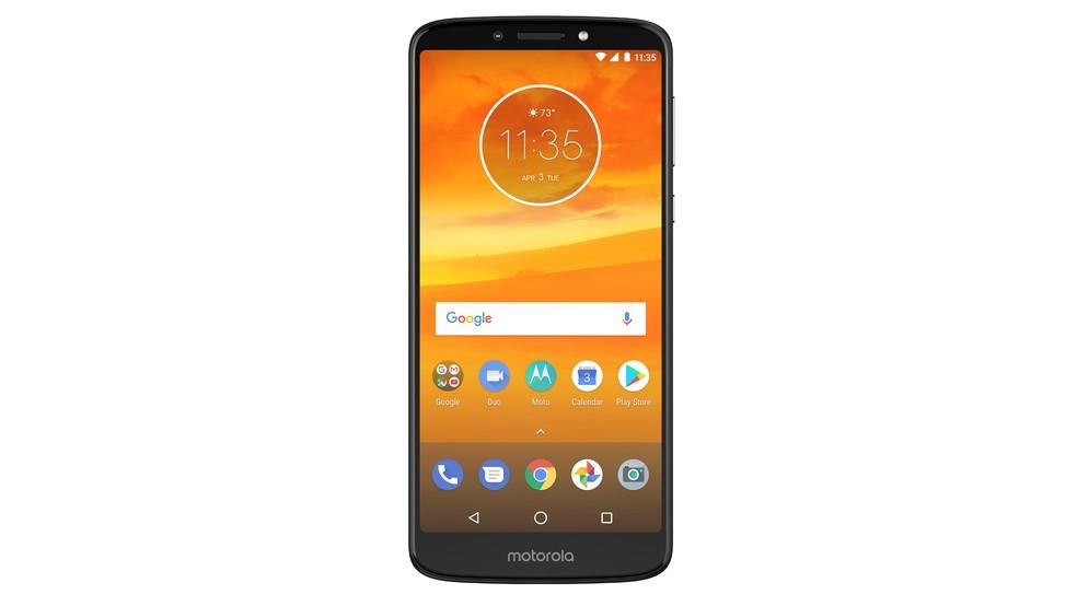 edf0c7163 Lançamento do Moto E5 Plus  Motorola promete bateria que dura 40 ...