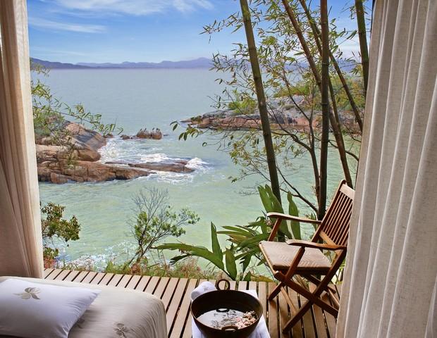 Ponta dos Ganchos Exclusive Resort  (Foto: Divulgação)