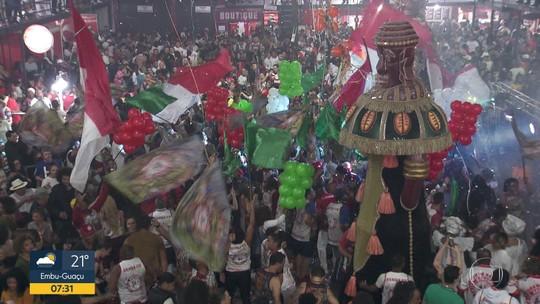 Mocidade Alegre terá enredo que exalta 'poder feminino para reconexão com universo' no carnaval de 2020