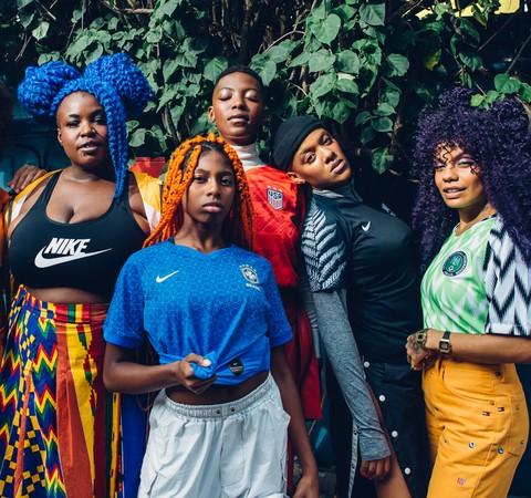 Você precisa ver nosso bate-bola sobre futebol (e vida) com estas mulheres