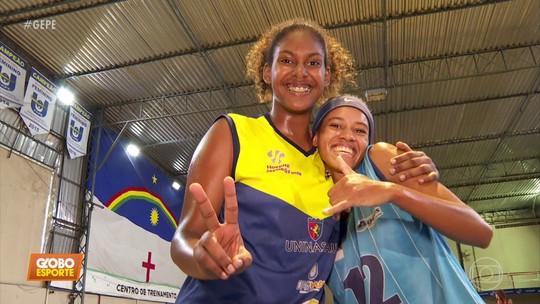 Pelo Brasil, Pernambucanas buscam lugar no Sul-Americano Sub-17 de Basquete