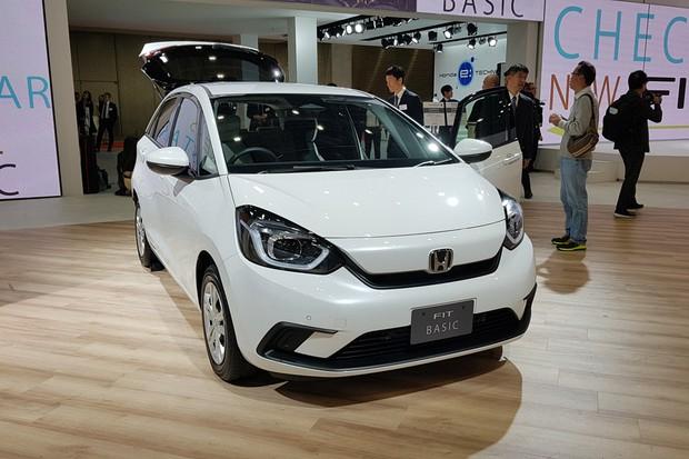 Honda Fit BASIC (Foto: Ulisses Cavalcante/ Autoesporte)