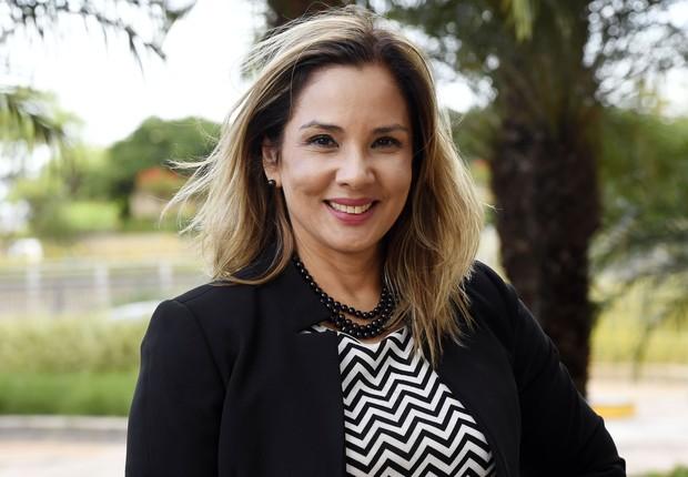 Gianna Sagazio, diretora de Inovação da CNI (Foto: Divulgação)