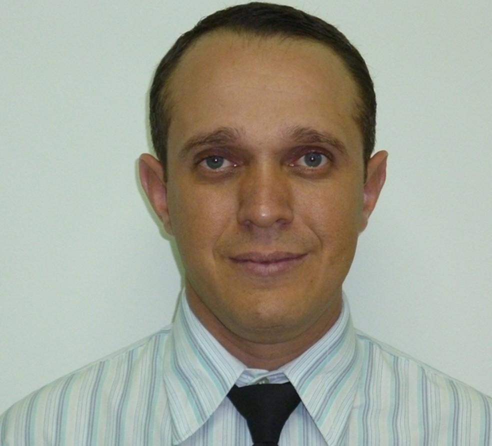 Vereador de Santo Expedito, Sordelino Dias Filho (PV) (Foto: Câmara Municipal de Santo Expedito/Divulgação)