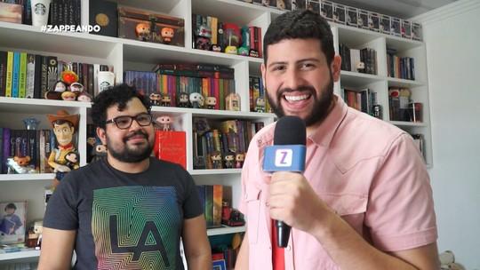 'Combo Z' de sábado (16) aborda universo dos livros geek