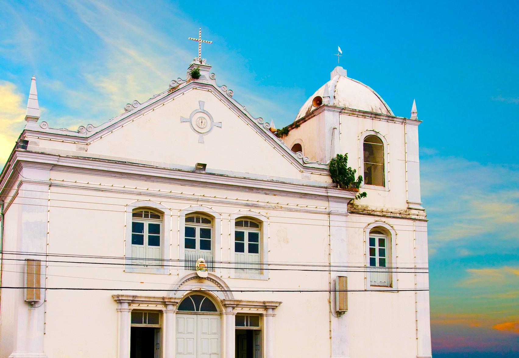 Igreja de São José de Macapá é símbolo da história do Amapá