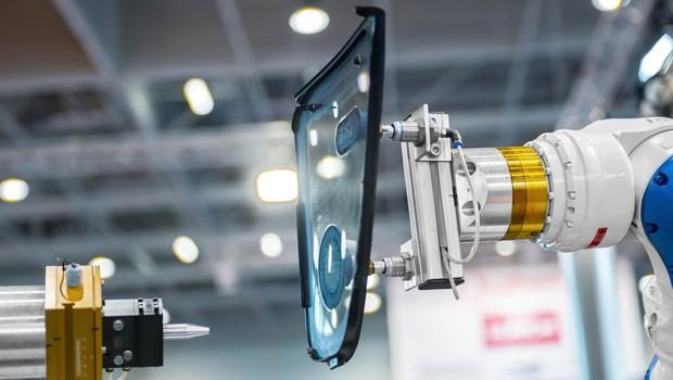 Revolução digital ; revolução industrial ; indústria 4.0 ; robô ;  (Foto: Thinkstock)