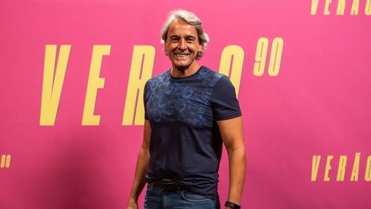 Alexandre Borges comemora 53 anos e relembra anos 90: 'Saudades das cartinhas dos fãs'