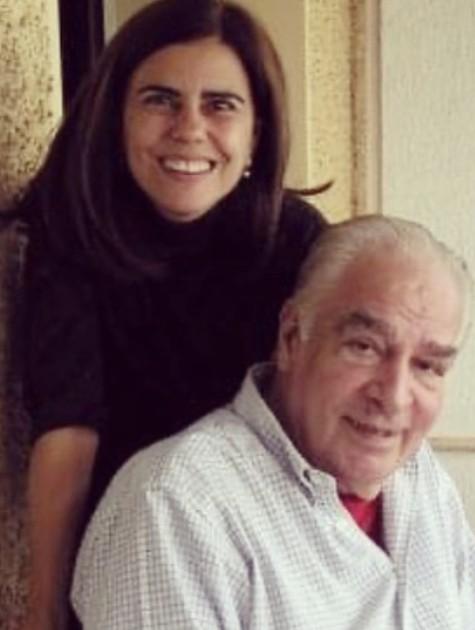 Mayara Magri e o ex-marido, o diretor Herval Rossano (Foto: Reprodução/ Instagram)