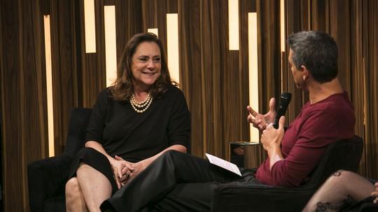 Elizabeth Savala fala da conquista de ser mãe no 'Tamanho Família' e ganha homenagem dos filhos