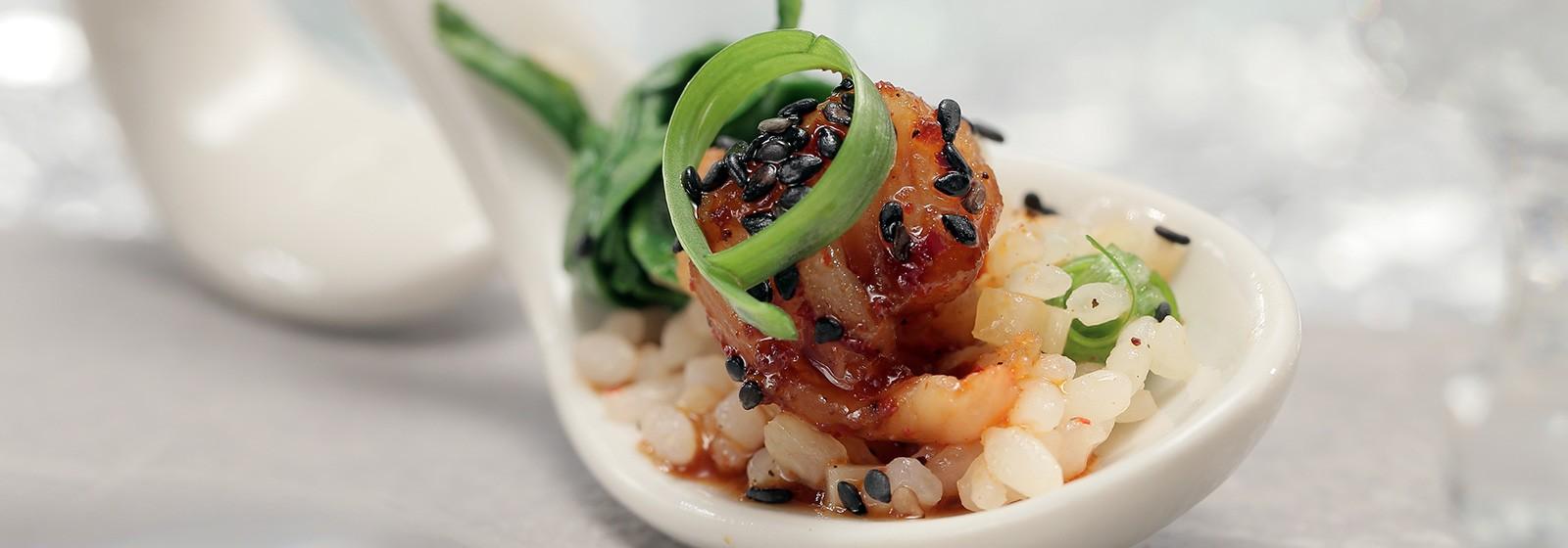 The Taste | Comida Coreana