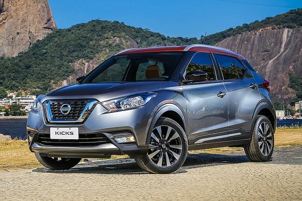 Nissan Kicks (Foto: Nissan)