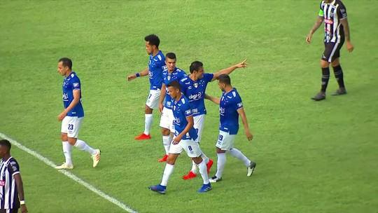 Fred fica perto de triplicar média de gols do 1º ano de Cruzeiro e alcança rivais na artilharia