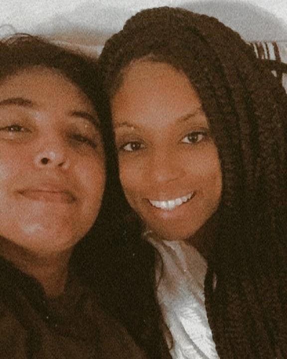 Fernanda Maia e Lumena (Foto: Reprodução/Instagram)