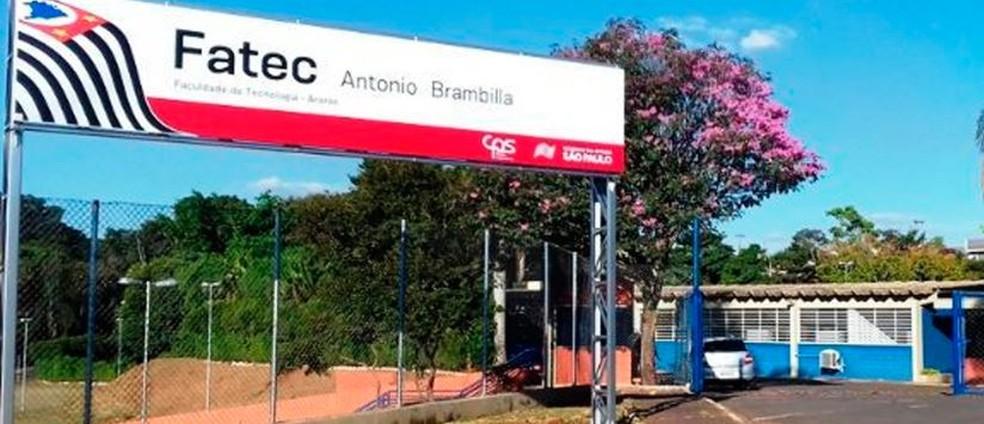Fatec Araras — Foto: Divulgação