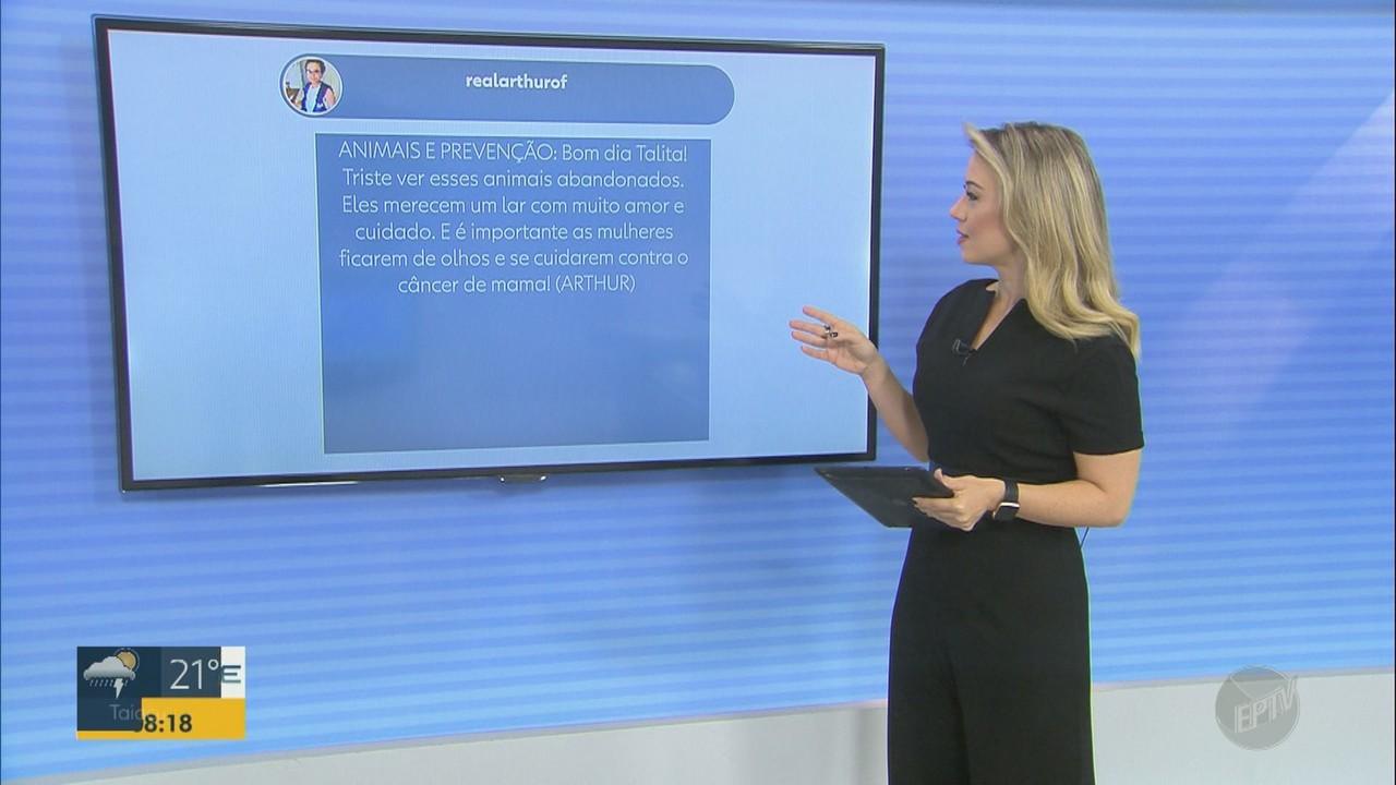 Confira as participações dos telespectadores no BDC desta sexta-feira (30)
