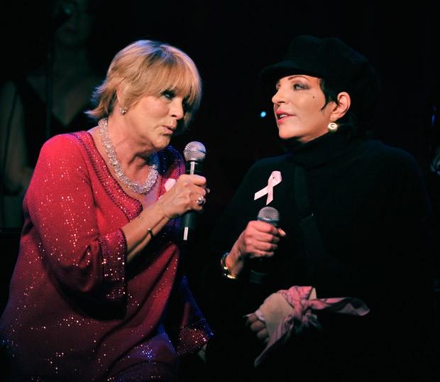 Lorna Luft e Liza Minnelli (Foto: Getty Images)