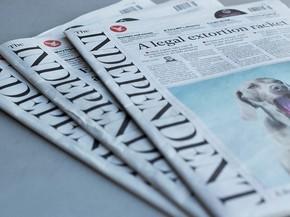 Jornal inglês The Independent deixará de circular em março | Midia e Marketing | G1
