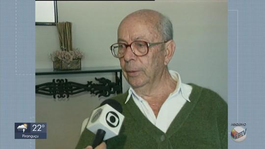 Ex-prefeito de Itajubá, Rosemburgo Romano morre aos 88 anos