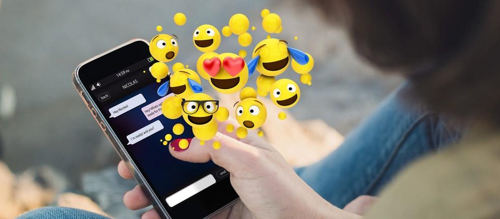 Dia Mundial do Emoji é comemorado desde 2014 — Foto: Divulgação/Adobe