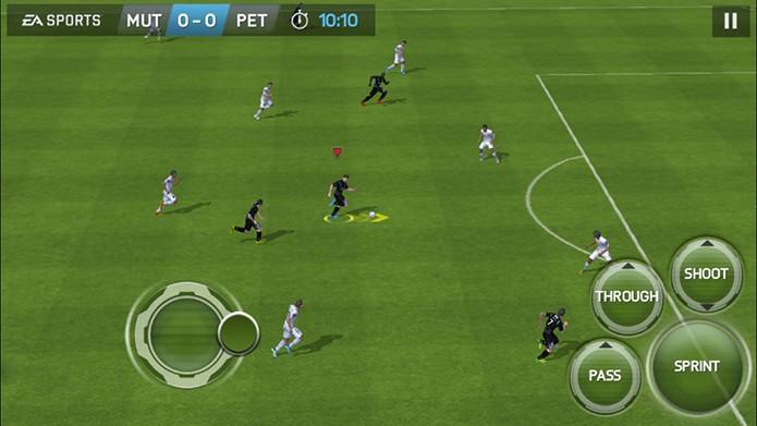 Fifa 15 Ultimate Team (Foto: Divulgação)