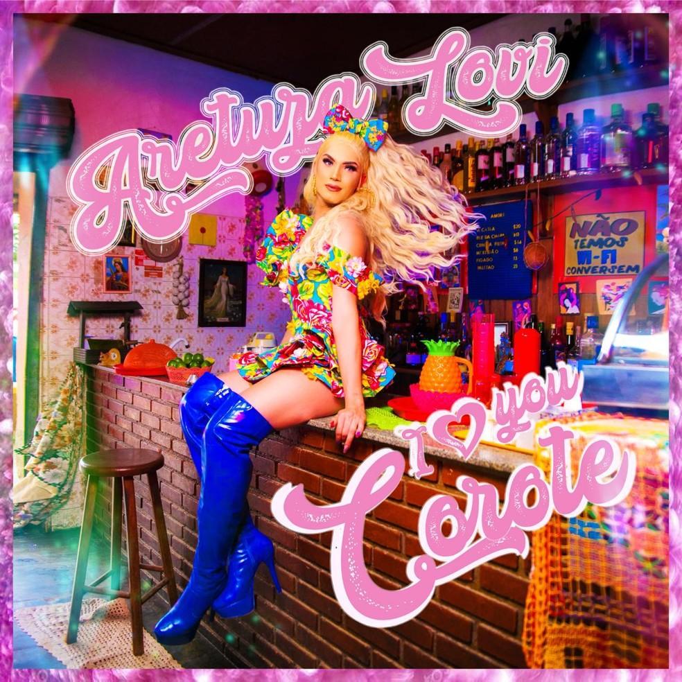 Aretuza Lovi cai com pegada no forró eletrônico no single 'I love ...