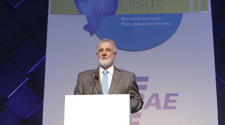 Carlos Melles, presidente do Sebrae Nacional (Foto: Divulgação)