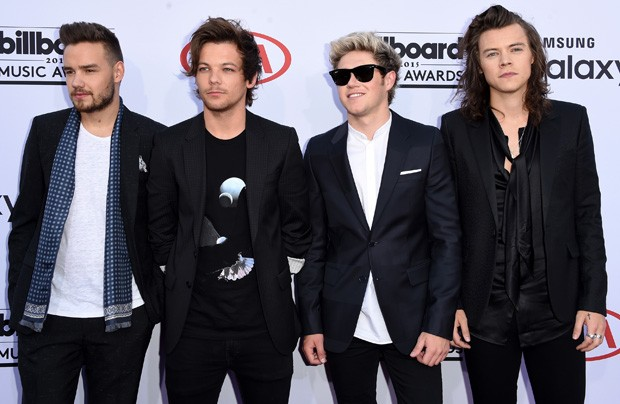 O grupo One Direction (Foto: Getty Images)