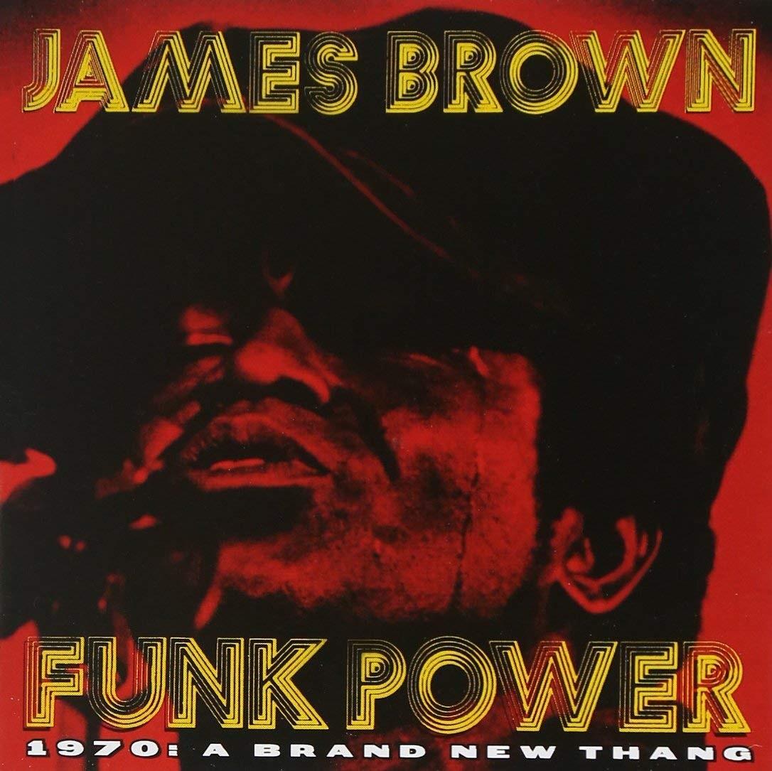 James Brown (Foto: Divulgação)