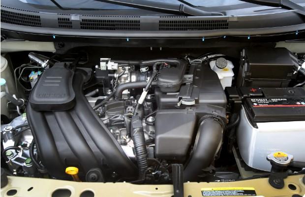 Nissan New March três cilindros (Foto: Divulgação )
