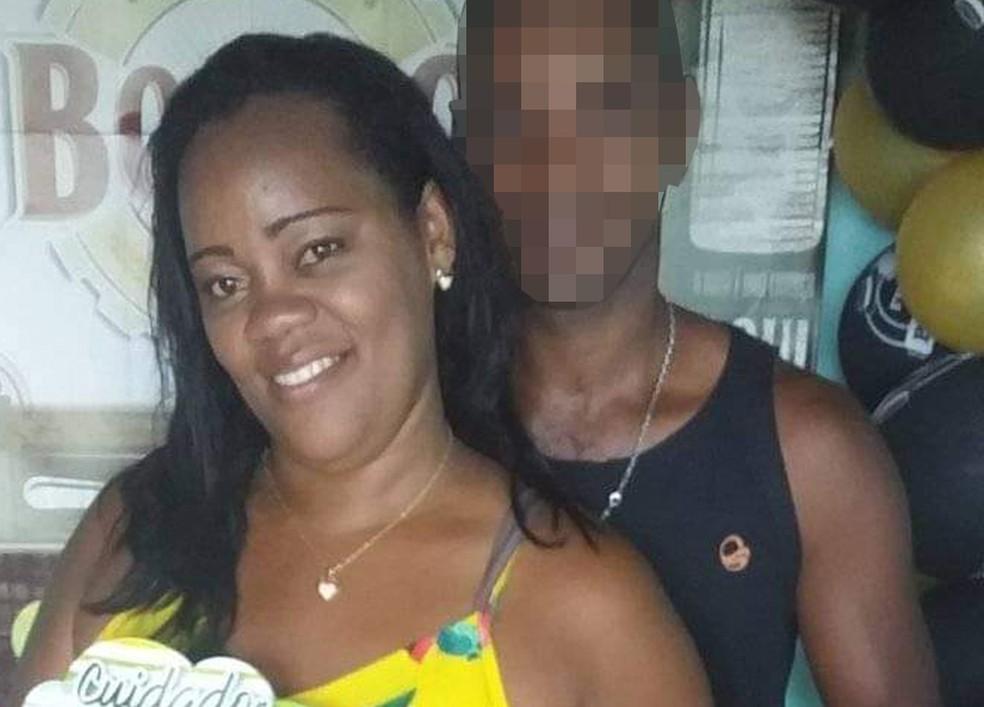 Edilene dos Santos tinha 34 anos e foi morta a golpes de arma branca — Foto: Arquivo pessoal
