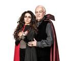 Claudia Ohana e Ney Latorraca reviverão Natasha e Conde Vlad no musical 'Vamp', que estreia nesta sexta-feira, 17, no Rio | André Wanderley