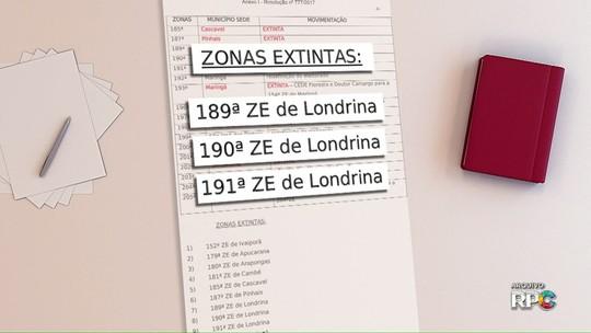 TRE faz proposta para evitar extinção de 87 zonas eleitorais no Paraná