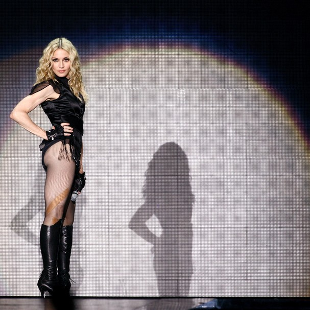 Madonna completa 60 anos (Foto: Getty Images)