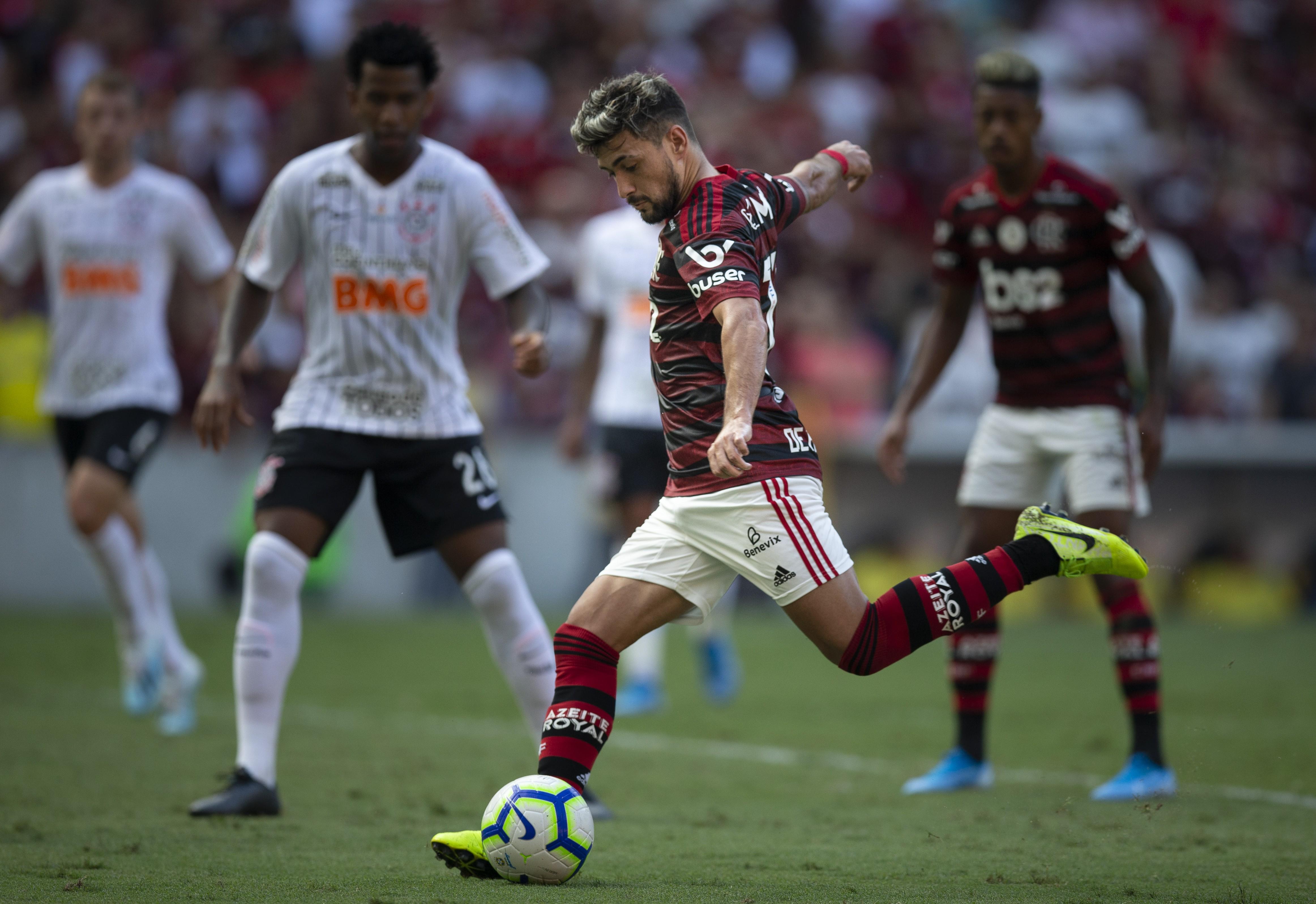 O novo patrocinador do Flamengo