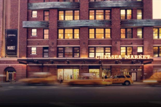 Chelsea Market, o mercado mais ''animado'' de Nova York  (Foto: Divulgação)