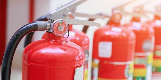 Extintor de incêndio (Foto: ThinkstockPhotos)