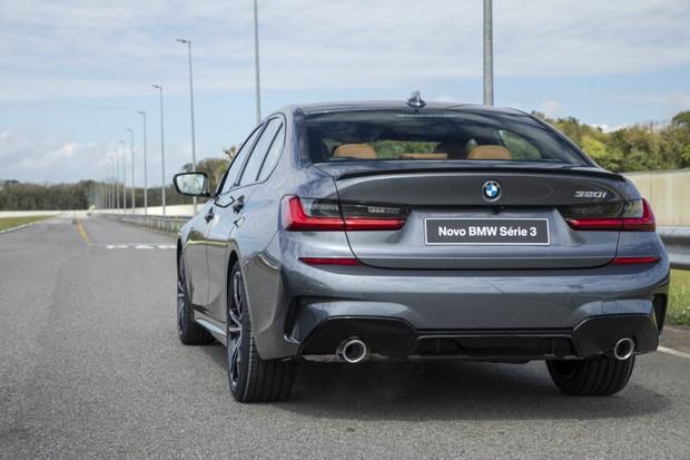 BMW Série 3 Edição especial  (Foto: Divulgação)