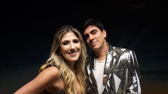 'A Gente Riu Assim': veja primeira foto de Dani Calabresa e Marcelo Adnet no especial de humor