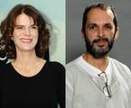 Lícia Manzo e José Luiz Villamarim | Estevam Avellar/TV Globo