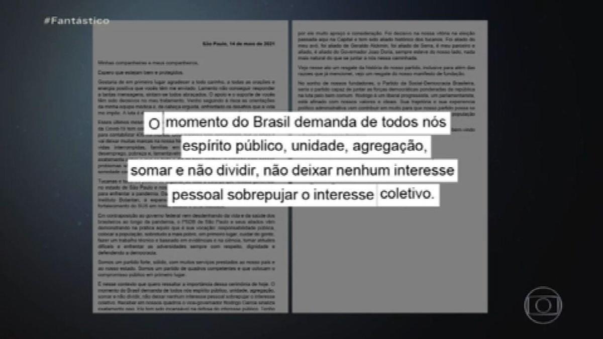 Autoridades e políticos de todas as correntes homenageiam Bruno Covas