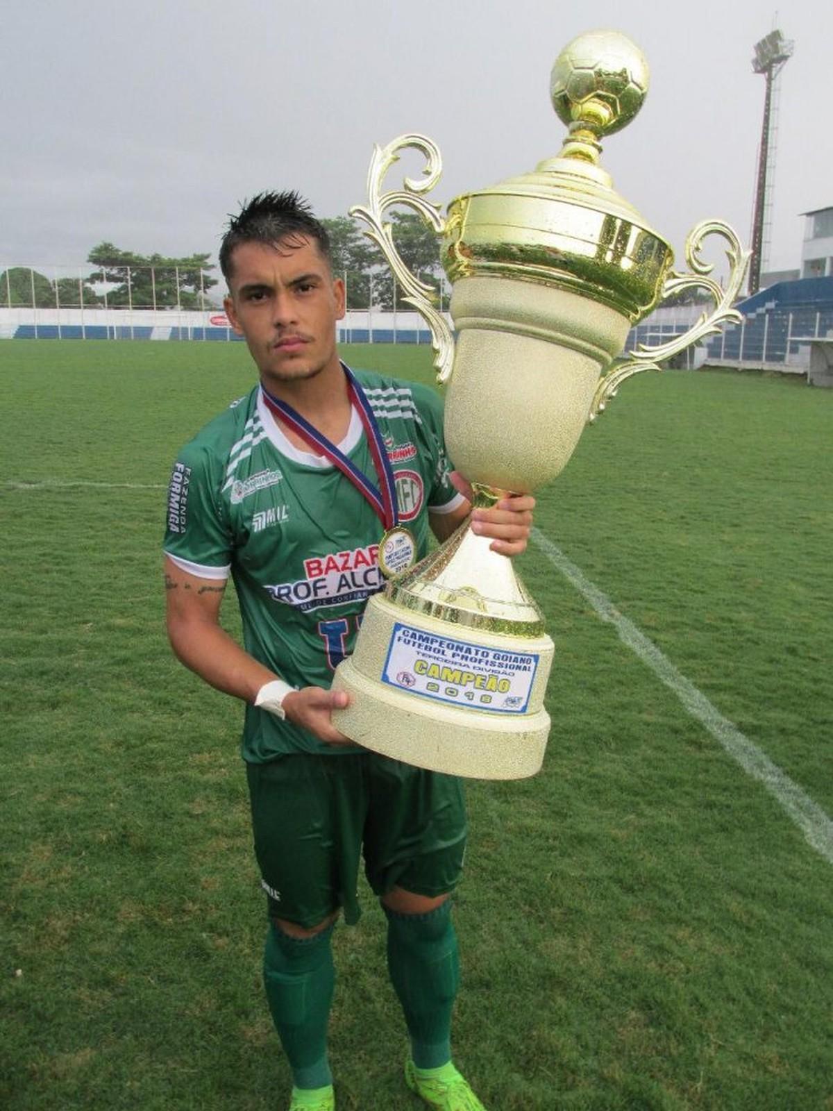 Rondoniense anuncia mais um reforço para a temporada 2019  b29aeeedaca5a