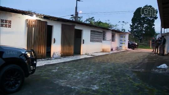 Imagens mostram marina onde foram apreendidas 3,3 toneladas de cocaína, em Guaratuba