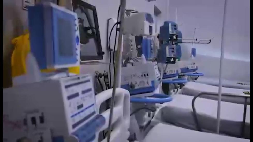 Justiça determina instalação de 15 novos leitos de UTI para pacientes com Covid-19 em Cáceres (MT)