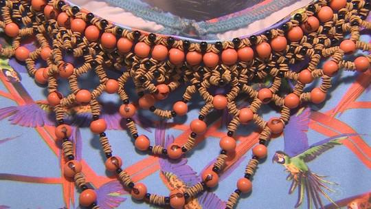Abrigo produz coleção de sementes da Amazônia com apoio de mulheres Sateré-Mawé