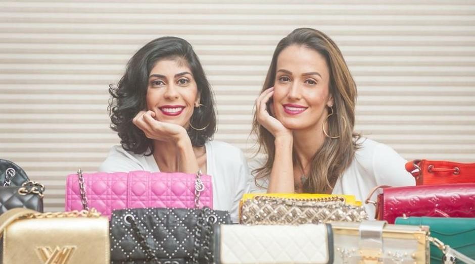 Lorena Resende e a médica Samira Stefano, fundadoras da Menos é Mais (Foto: Divulgação)